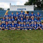 MS Football Wins Big Over Cloverleaf