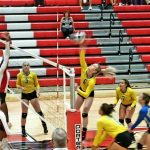 Volleyball Defeats Norton to Remain Atop PTC