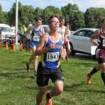 Cross Country Teams Race at Spartan Invitational
