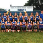 Girls Tennis Falls to Norton