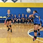 MS Volleyball Teams Sweep Streetsboro