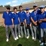 Golf Team Wins Second Consecutive League Championship