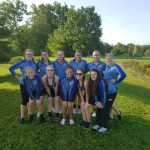 Girls Tennis Team Performs Well at PTC Tournament
