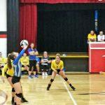 Volleyball Defeats Field