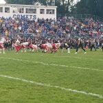 Football Scores Comeback Win Over Field