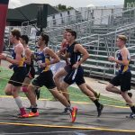 Cross Country Runners Set Numerous PR's at Malone Invitational