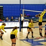 Volleyball Sweeps Ravenna