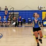 Volleyball Sweeps Streetsboro
