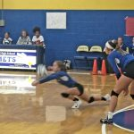 MS Volleyball Teams Secure Wins Over Norton