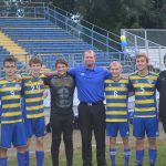 Boys Soccer Honors Seniors in 2-2 Tie to North