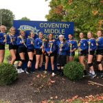 MS Volleyball Ends Regular Season With Wins Over Cloverleaf