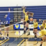 Volleyball Falls to Revere in District Semifinal
