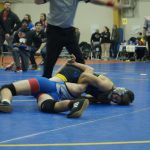 Wrestlers Place Well at North Coast Classic
