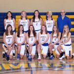 Girls Basketball Falls to Crestwood