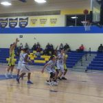 Freshman Basketball Defeated by Streetsboro
