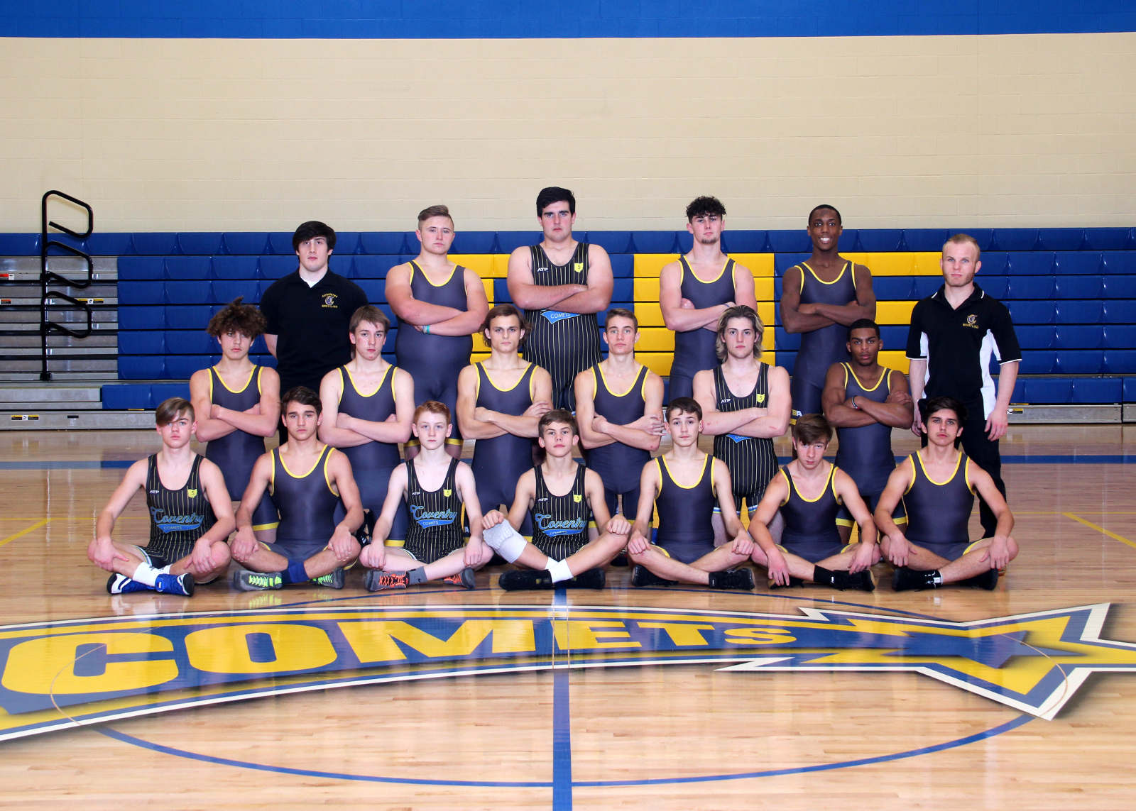Wrestling Team Falls to Streetsboro