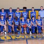 MS Boys Basketball Splits vs. Ravenna