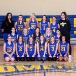8th Grade Girls Basketball Defeats Ravenna; 7th Grade Falls to the Ravens