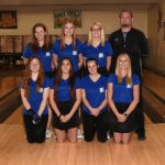 Girls Bowling Team Defeats Springfield; Boys Fall to the Spartans