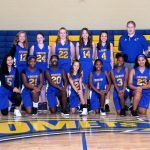 MS Girls Basketball Teams Both Defeat Cloverleaf