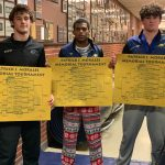 Knuckles, Hinzman, Shank All Finish as Champions at Morales Tournament