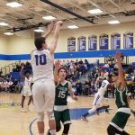 Boys Basketball Falls to Cloverleaf