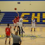 Freshman Boys Basketball Defeated by Field