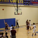 Freshman Boys Basketball Defeated by Woodridge