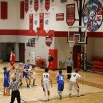 Freshman Boys Basketball Falls to Norton