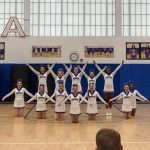 Cheerleaders Place 2nd at PTC Cheer Competition