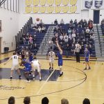 Boys Basketball Falls to Tallmadge in Opening Round of OHSAA Tournament