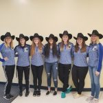 Girls Bowling Team Sent Off to State Tournament