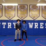 Miles Knuckles and Austin Hinzman Set to Compete at State Wrestling Tournament