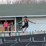Boys and Girls Track Fall to Cloverleaf and Field