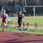 Boys Track Splits vs. Streetsboro and Woodridge; Girls Track Defeated by Both
