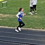 MS Track Teams Fall to Field and Cloverleaf