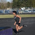 Boys and Girls Track Teams Win Big Over Manchester and Lake Center Christian