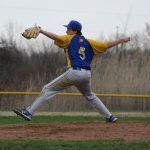 Baseball Falls to Cloverleaf