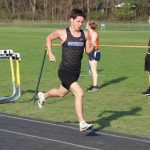 Boys and Girls Track Teams Both Defeat Ellet