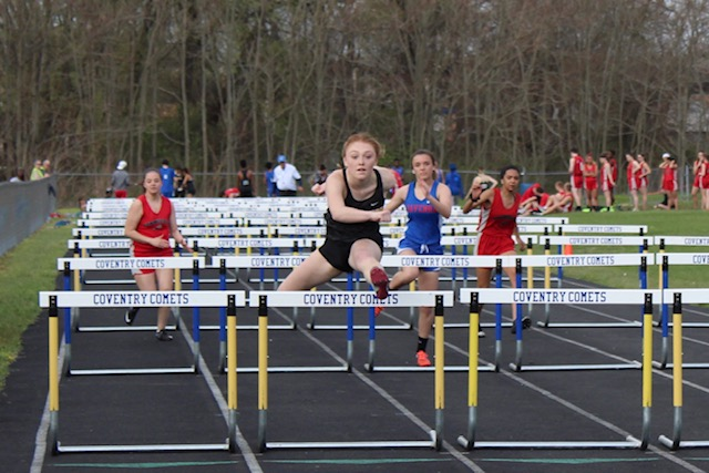 Girls and Boys Track Teams Both Defeat Springfield and Ravenna