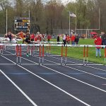 Boys Track Places 2nd at Tusky Valley Invitational Behind Jackson's Record Setting Performance