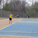 Tennis Team Does Well at PTC Tournament