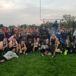 Boys and Girls Track Teams Both Finish as Champions at Toby Grim Relays Last Night