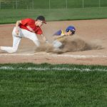 Baseball Falls to Norton