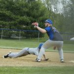 Baseball Wins Big Over Ravenna in Final Regular Season Game