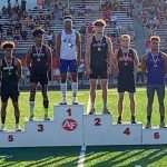 Austin Hinzman and Jimmie Painter Both Qualify for State Track Meet in Long Jump