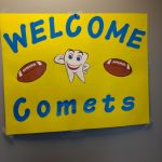 Arlington Dental Provides Free Mouthguards to Football Team