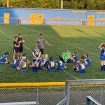 Girls Varsity Soccer beats Ellet 6 – 1