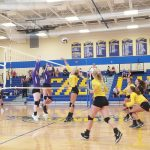 Volleyball Opens Up Season with 3 Wins