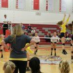 Volleyball Defeats Northwest